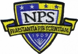 View Buying Options For The N.P.S. Iron-On Patch