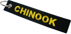 View Buying Options For The Chinook RBF Key Ring Pull Tag Embroidered Keychain