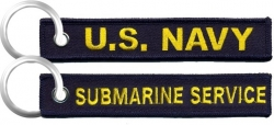 View Buying Options For The U.S. Navy Submarine Service Key Ring Tag Keychain
