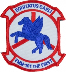 View Buying Options For The VMM-161 Equitatius Caeli Iron-On Patch