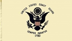 View Buying Options For The United States Coast Guard Semper Paratus 1793 Large Flag