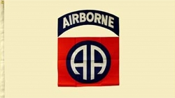 View Buying Options For The 82nd Airborne Division Large Flag