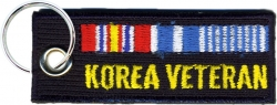 View Buying Options For The Korea Veteran Ribbons Tag Keychain
