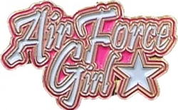 View Buying Options For The Air Force Girl Star Lapel Pin