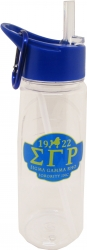 View Buying Options For The Sigma Gamma Rho Eastman Tritan Water Bottle