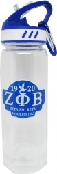 View Buying Options For The Zeta Phi Beta Eastman Tritan Water Bottle