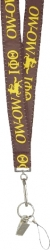 View Buying Options For The Iota Phi Theta Break Away Woven Lanyard Keychain
