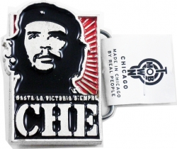 View Buying Options For The Che Guevara Sunburst / Hasta Metal Mens Belt Buckle