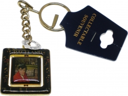 View Buying Options For The Elvis Presley Welcome To Graceland Spinner Keychain