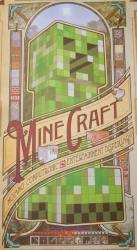 View Buying Options For The Minecraft Computronic Poster