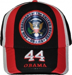 View Buying Options For The Pres. Barack Obama 44th President Razor S7 Mens Cap