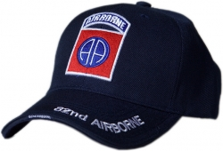 View Buying Options For The 82nd Airborne Division Emblem Mens Cap