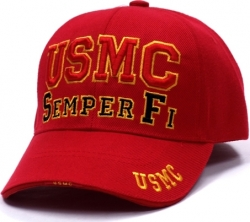 View Buying Options For The US Marine Corps USMC Semper Fi Mens Cap