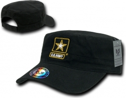 View Buying Options For The RapDom Army Strong Star The Private Mens Flat Top Cap