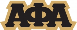 View Buying Options For The Alpha Phi Alpha Mirror Lapel Pin