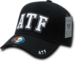 View Buying Options For The RapDom ATF Deluxe Law Enf. Mens Cap