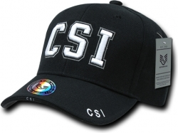 View Buying Options For The RapDom CSI Deluxe Law Enf. Mens Cap