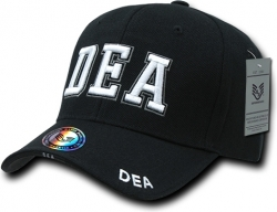View Buying Options For The RapDom DEA Deluxe Law Enf. Mens Cap