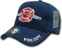 View Buying Options For The RapDom Fire Dept. Deluxe Law Enf. Mens Cap