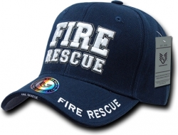 View Buying Options For The RapDom Fire Rescue Deluxe Law Enf. Mens Cap