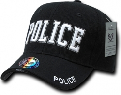 View Buying Options For The RapDom Police Deluxe Law Enf. Mens Cap