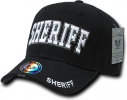 View Buying Options For The RapDom Sheriff Deluxe Law Enf. Mens Cap
