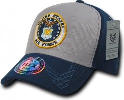 View Buying Options For The RapDom Air Force Flex Military Mens Cap