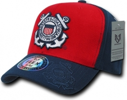 View Buying Options For The RapDom Coast Guard Flex Military Mens Fitted Cap