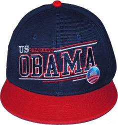 View Buying Options For The Pres. Barack Obama U.S. President S3 Mens Snapback Cap