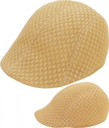 View Buying Options For The Stylish Cool Beehive Summer Mesh Mens Ivy Drivers Cap
