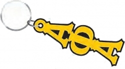 View Buying Options For The Greek Large Letter Key Chain
