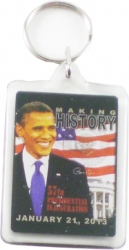 View Buying Options For The Pres. Barack Obama Making History Portrait Keychain [Pre-Pack]