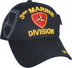 View Buying Options For The 3rd Marine Division Shadow Mens Cap