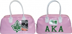 View Buying Options For The Alpha Kappa Alpha Pearl Ivy Leaf Divine 9 S2 Sports Bag