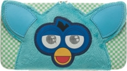View Buying Options For The Furby Fur Face & Applique Hinged Girls Wallet