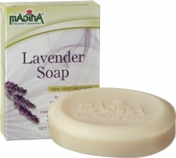 View Buying Options For The Madina Lavender with Kava Kava Extract Bar Soap
