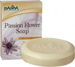 View Buying Options For The Madina Passion Flower with Kava Kava Extract Bar Soap [Pre-Pack]