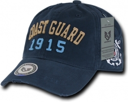 View Buying Options For The RapDom Coast Guard Vintage Athletic Mens Cap