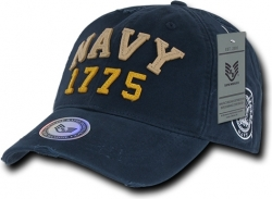 View Buying Options For The RapDom Navy Vintage Athletic Mens Cap