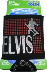 View Buying Options For The Elvis Presley Bling Logo Can Cooler Koozie [Pre-Pack]