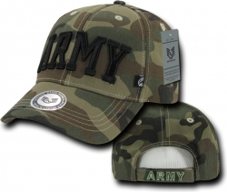 View Buying Options For The RapDom Army Text Military Mens Cap