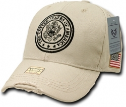 View Buying Options For The RapDom The United States of America Seal Douglas Mens Cap