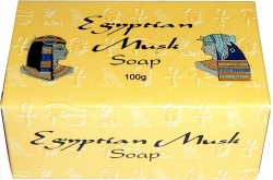 View Buying Options For The Kamini Aromatics Egyptian Musk Bar Soap [Pre-Pack]