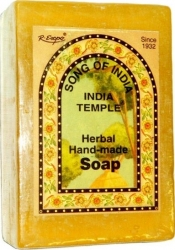 View Buying Options For The Song of India Herbal Hand-Made Soap with India Temple Fragrance [Pre-Pack]