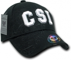 View Buying Options For The RapDom CSI Shadow Emblem Law Enforcement Mens Cap