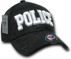 View Buying Options For The RapDom Police Shadow Emblem Law Enforcement Mens Cap