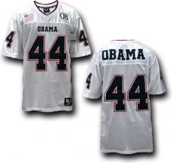 View Buying Options For The RapDom President Barack Obama #44 Mens Football Jersey