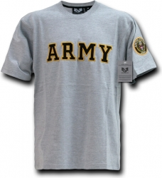 View Buying Options For The RapDom Army Applique Text Mens Tee