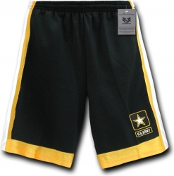 View Buying Options For The RapDom Army Strong Star Logo Mens Basketball Shorts