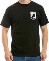 View Buying Options For The RapDom POW MIA Logo Military Mens Tee